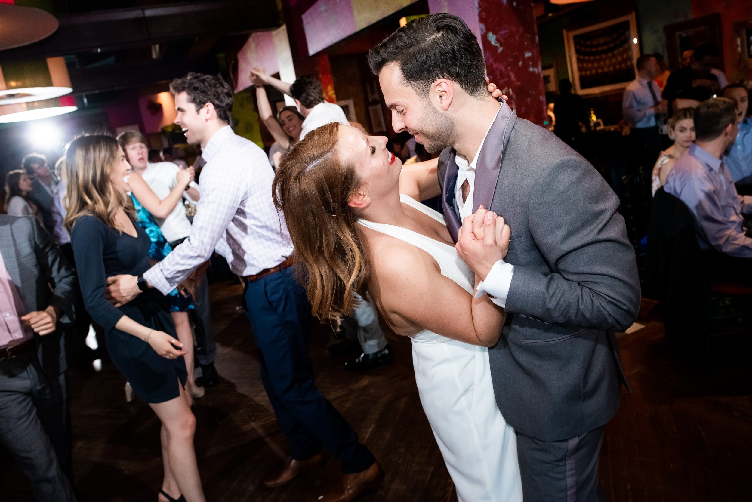 Chicago wedding photos: Carnivale Chicago wedding captured by J Brown Photography