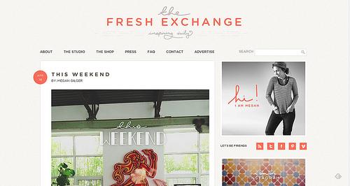 The Fresh Exchange