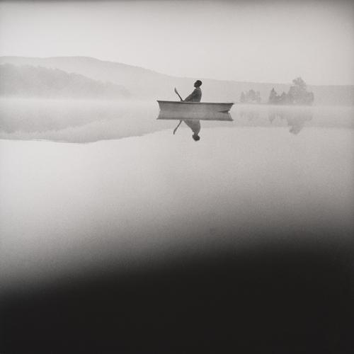 mythologyofblue :     Tseng Kwong Chi,  Lake Ninevah , Vermont, 1985 (via  museumuesum )