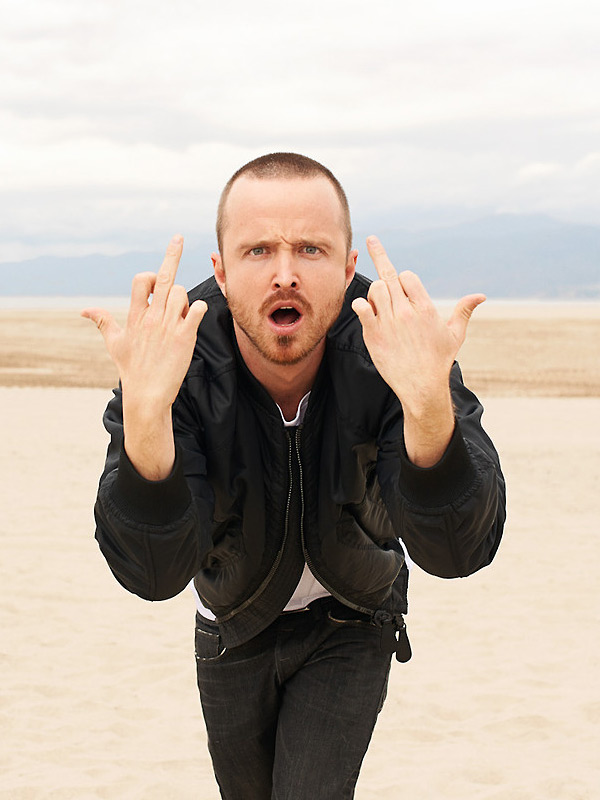 heisenbergchronicles :      Aaron Paul  (4.30.13) by  Terry Richardson  in Los Angeles, CA     bitch