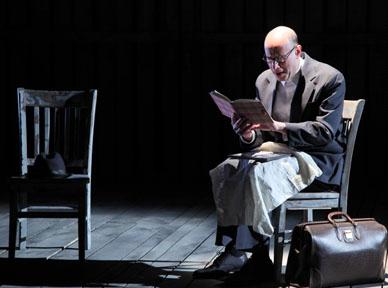 as Otto Frank in ANNE & EMMETT