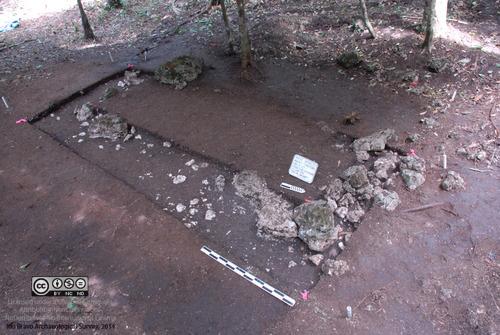 Structure excavation