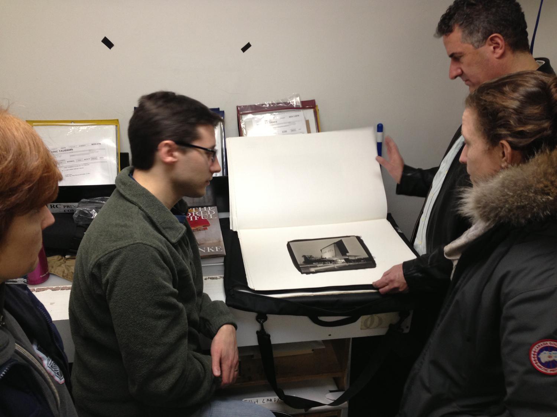 Looking at Carl's Platinum Prints