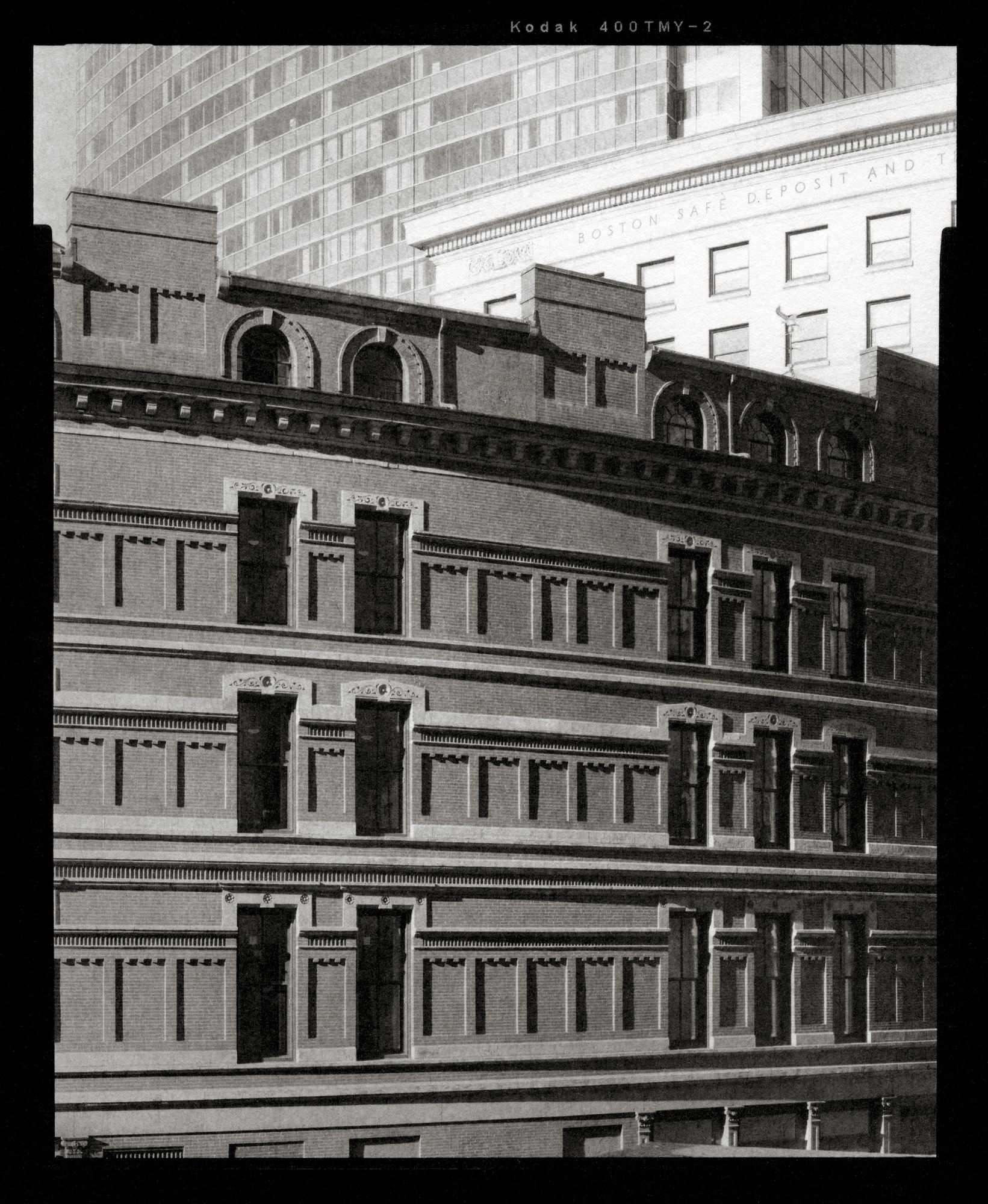 Boston Cityscape 2