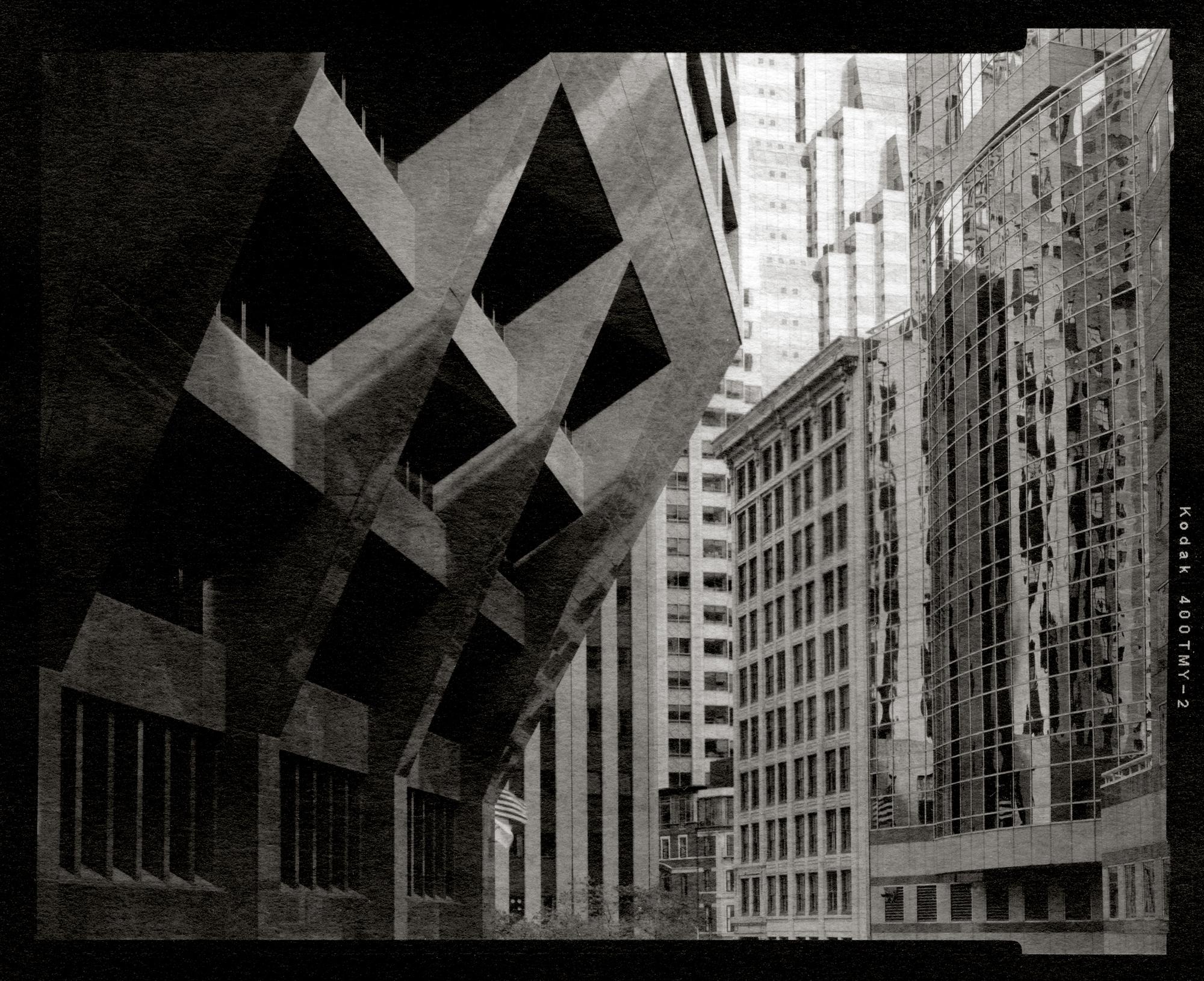 Boston Cityscape 3
