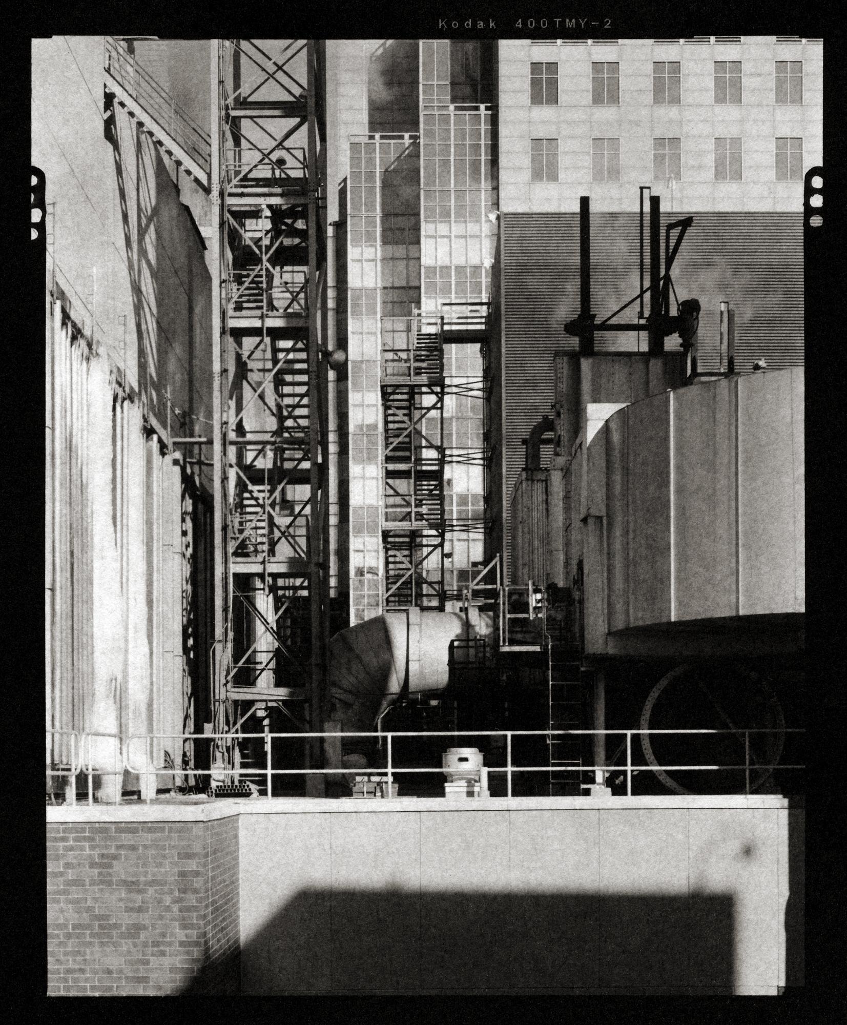 Boston Cityscape 4