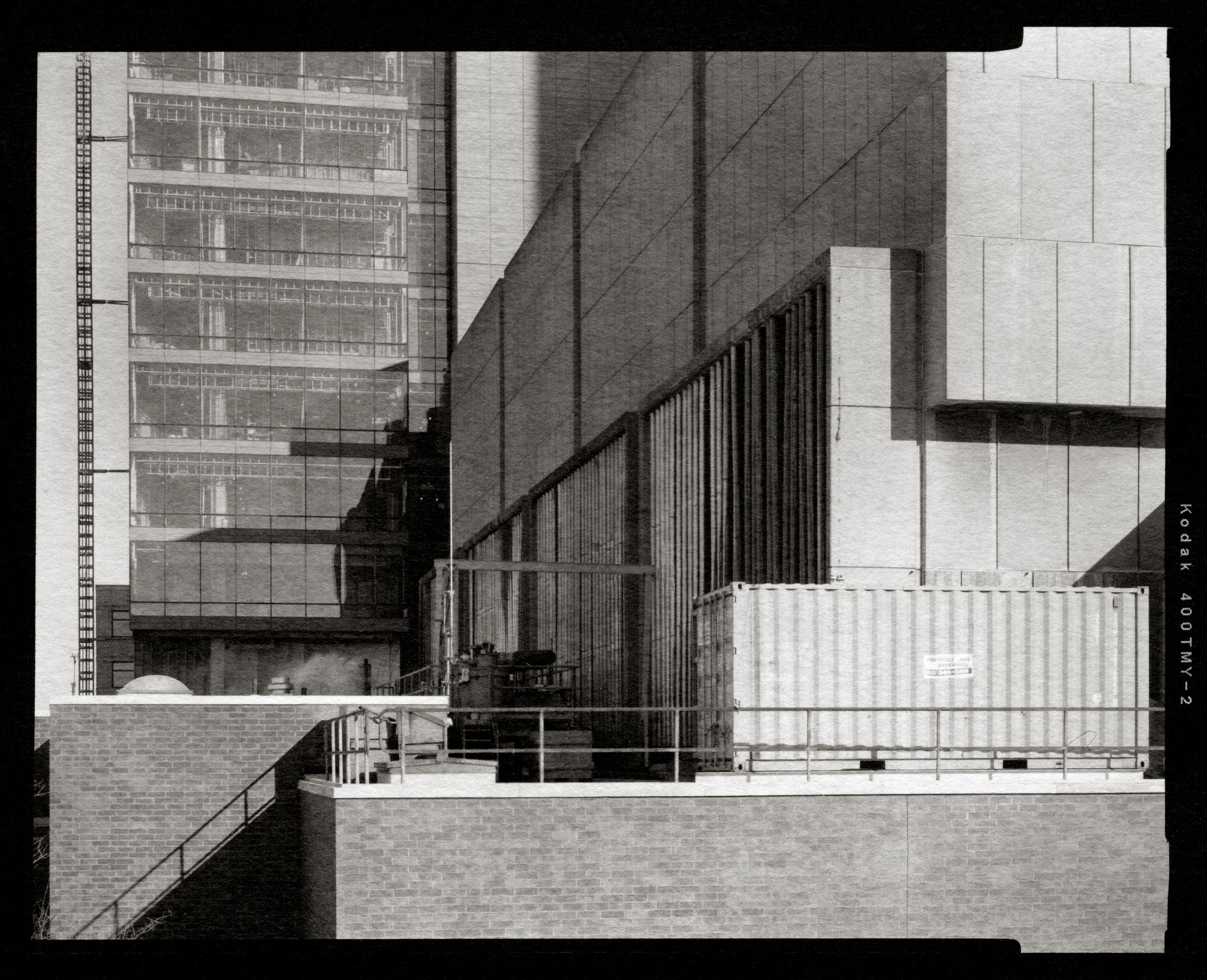 Boston Cityscape 5