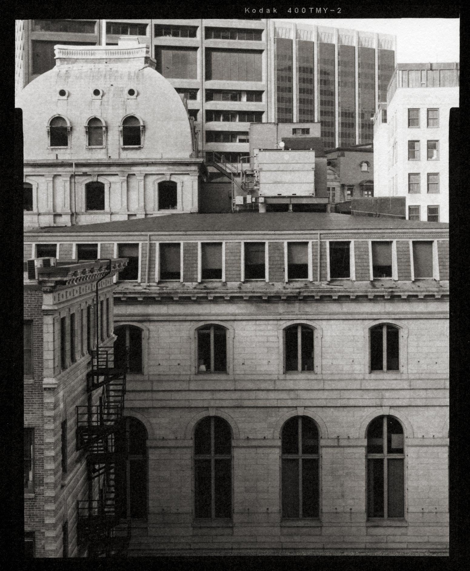 Boston Cityscape 1