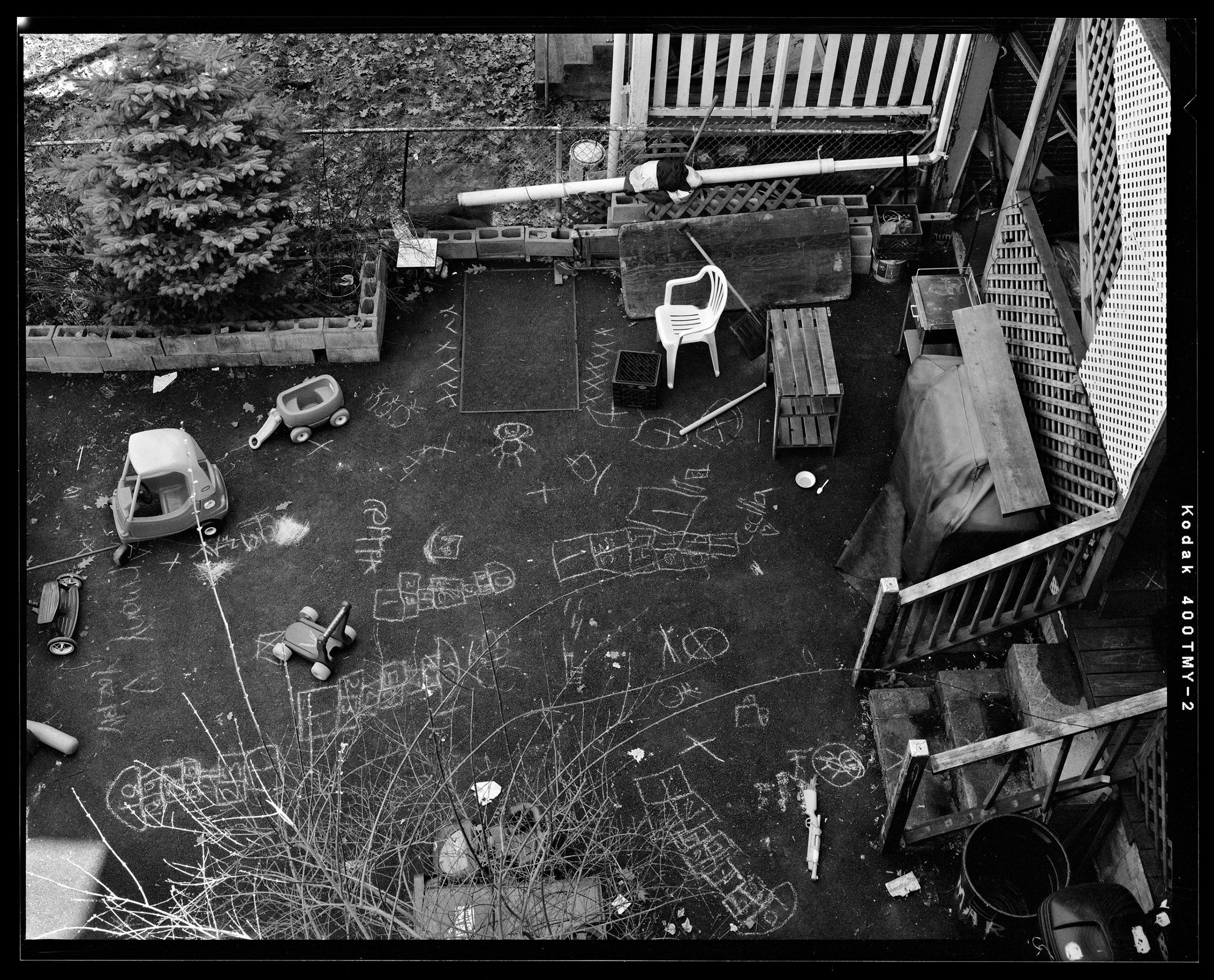 Backyard Toy Study