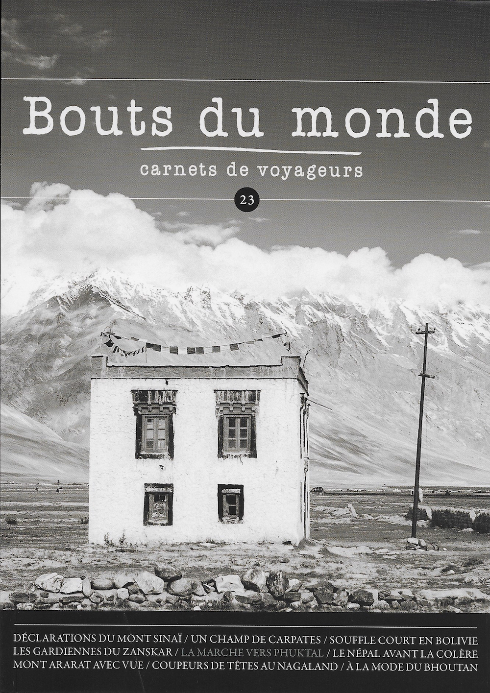 Bouts du Monde n°23 - Été 2015 (   Lien   )