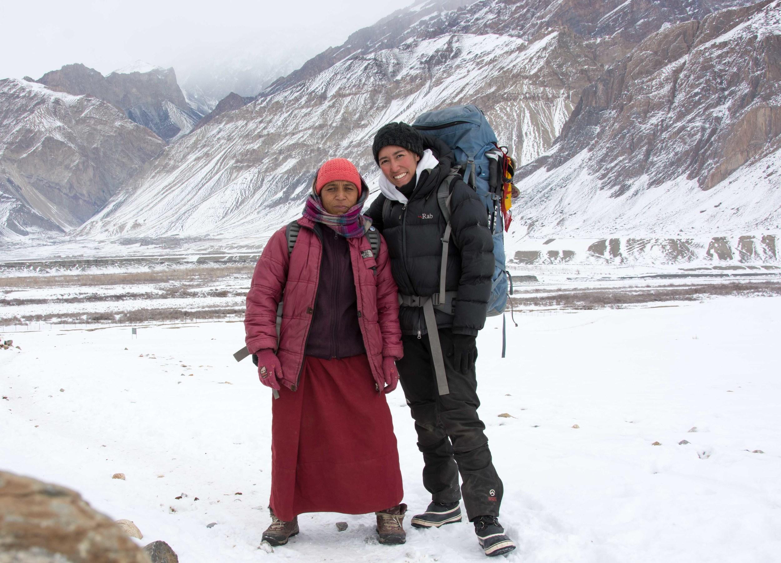 Au Zanskar, Nature et Spiritualité ne forment qu'un même et unique tout