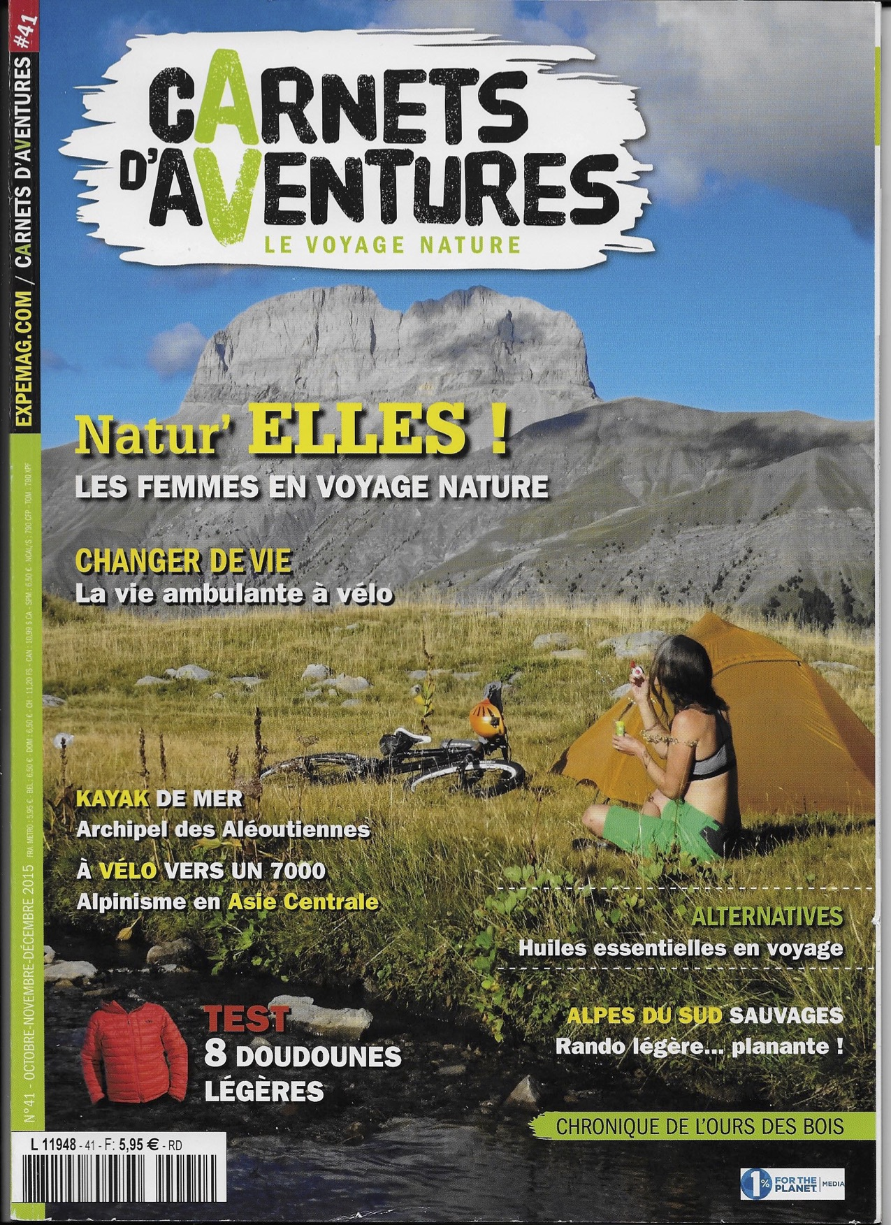 Carnets d'aventure - Octobre 2015 (   Lien   )