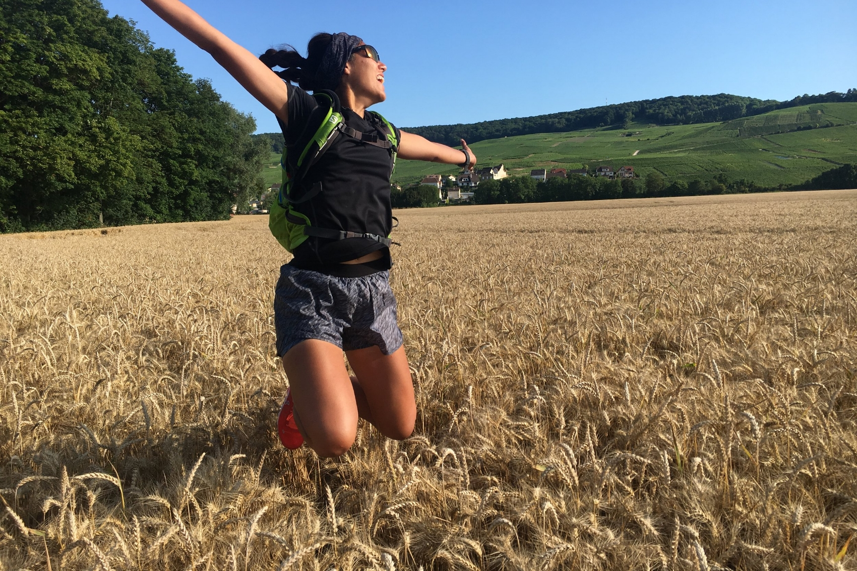 FRANCE - Je cours 35 marathons en 2 mois pour transmettre un message : OSONS !