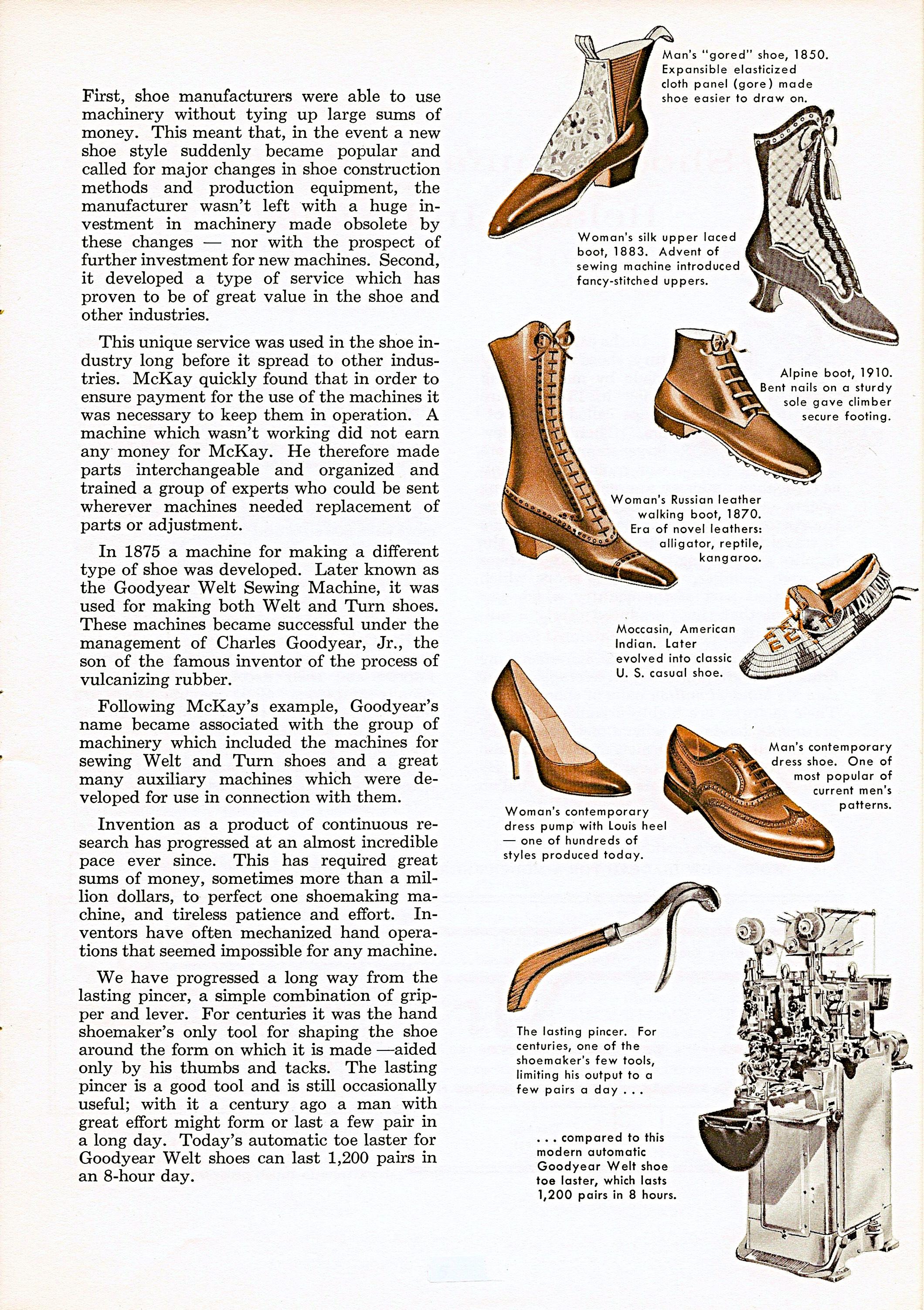 Source: United Shoe Machinery Corporation