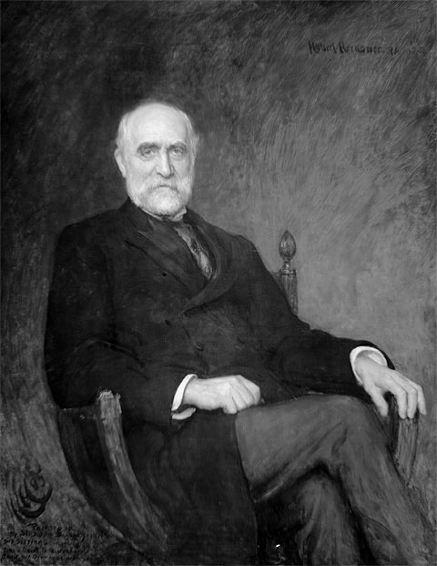 Colonel Gordon McKay