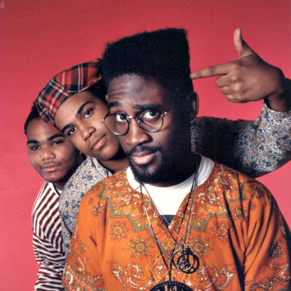 De La Soul -- 12/86/89