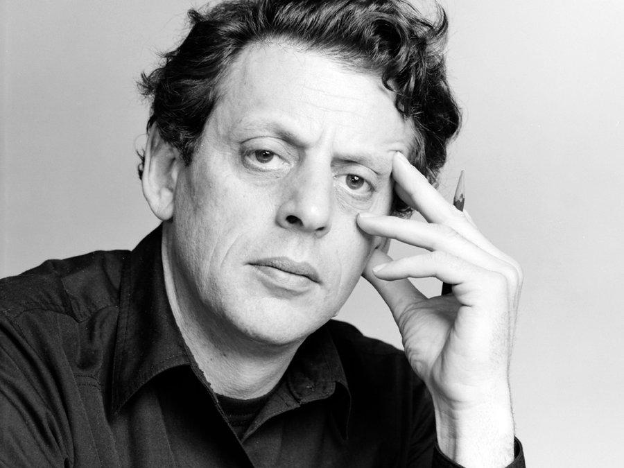 The Phillip Glass Ensemble -- 4/13/86
