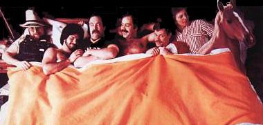 Jump 'n the Saddle Band -- 5/24/81