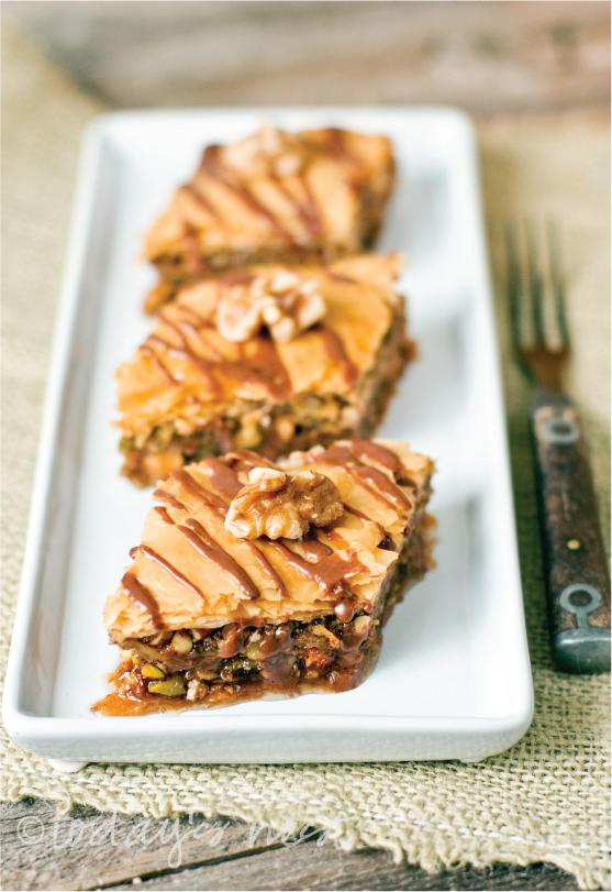 baklava with nutella glaze todaysnest 1.jpg