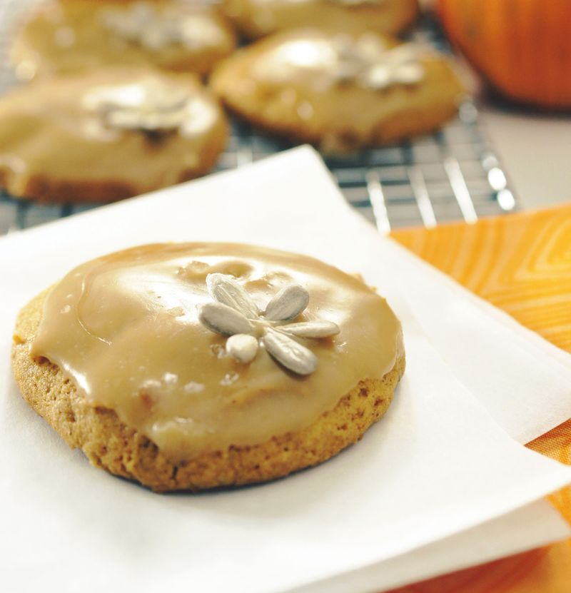 treat-of-the-week-pumpkin-cookie-with-salted-caramel-glaze4.jpg