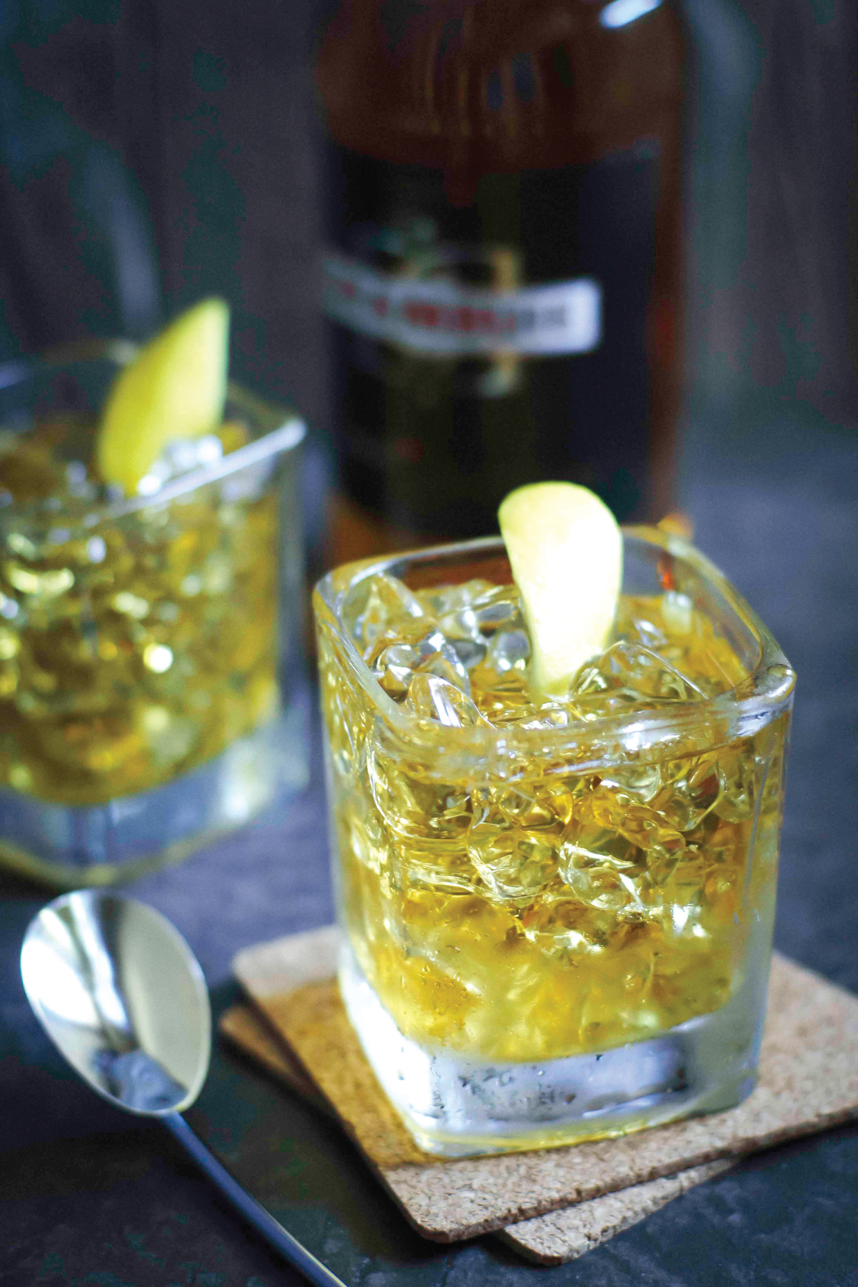Rusty Nail Cocktail by Sam Henderson of Today's Nest