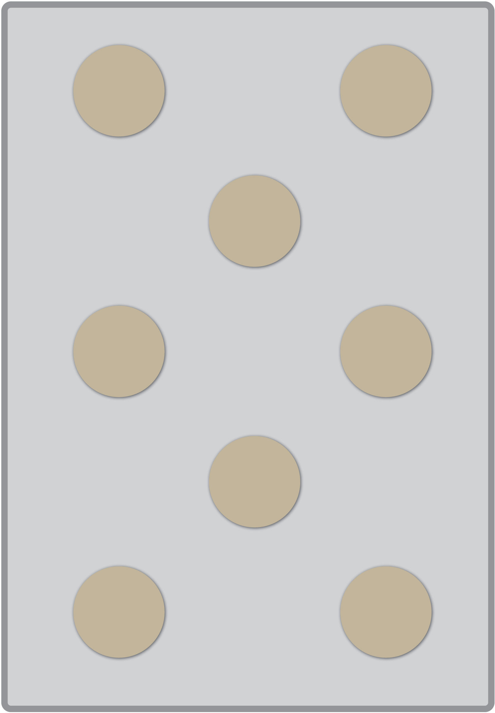 8 Cookie Layout