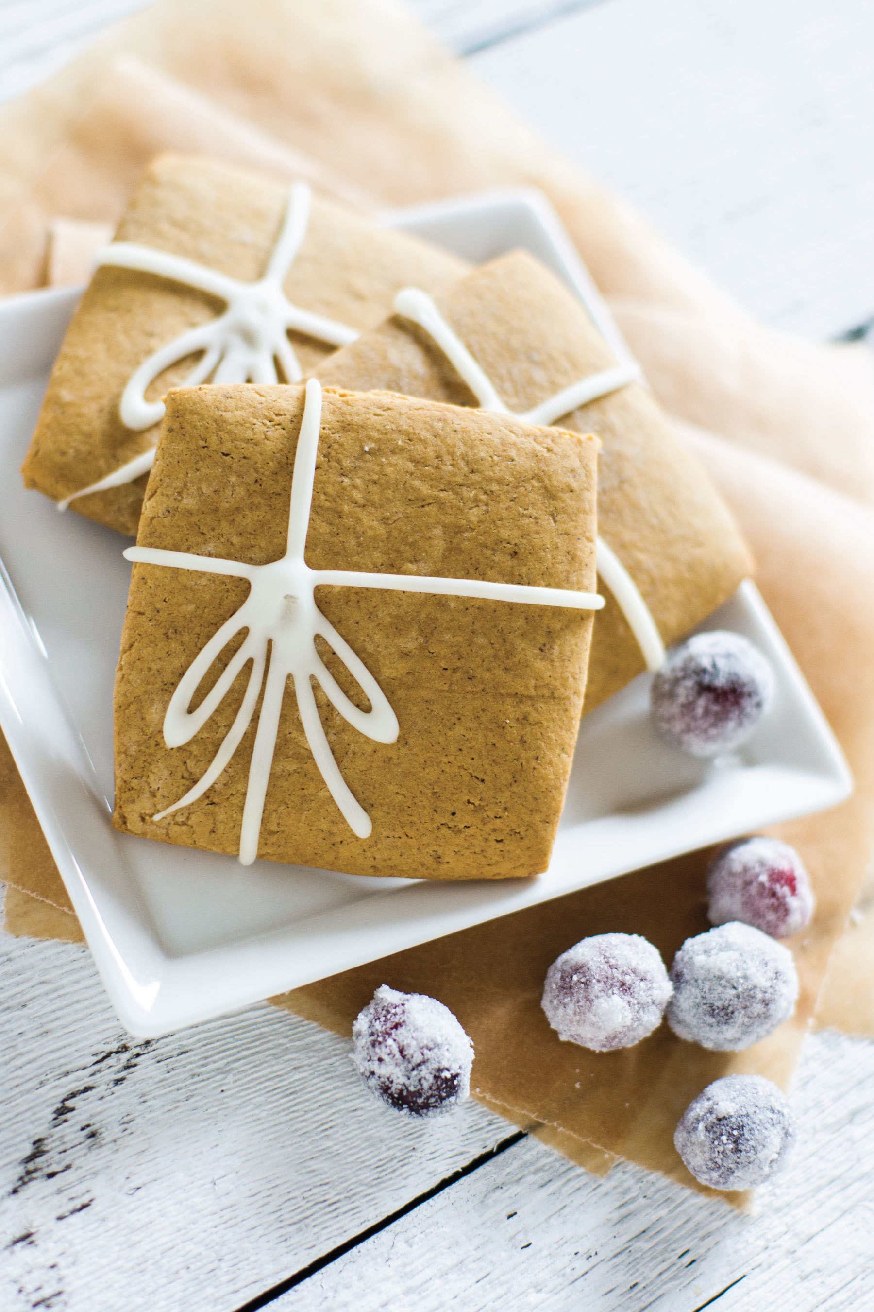 Classic Gingerbread from Sam Henderson of Today's Nest