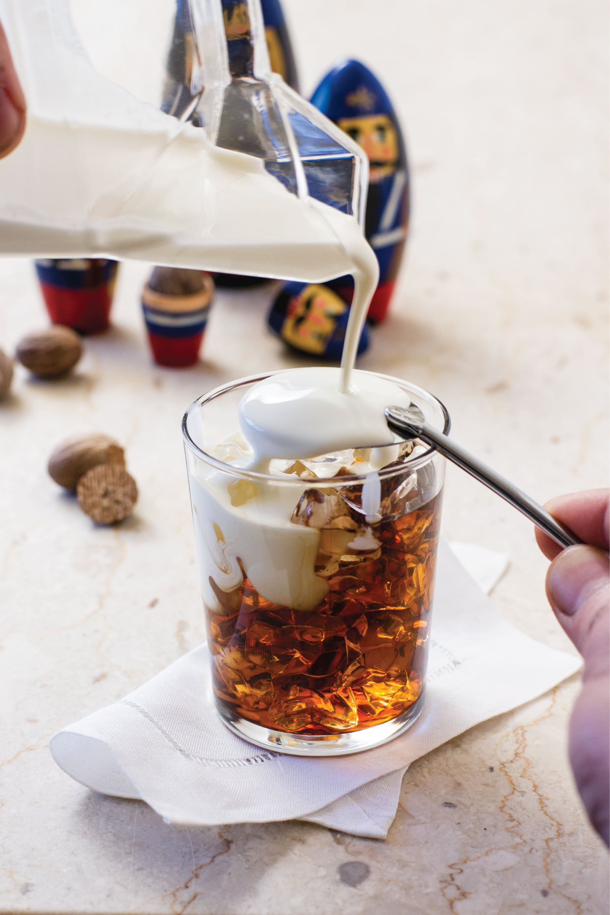 White Russian by Sam Henderson of Today's Nest