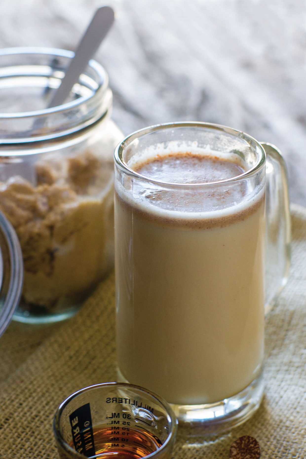 Hot Buttered Rum by Sam Henderson of Today's Nest