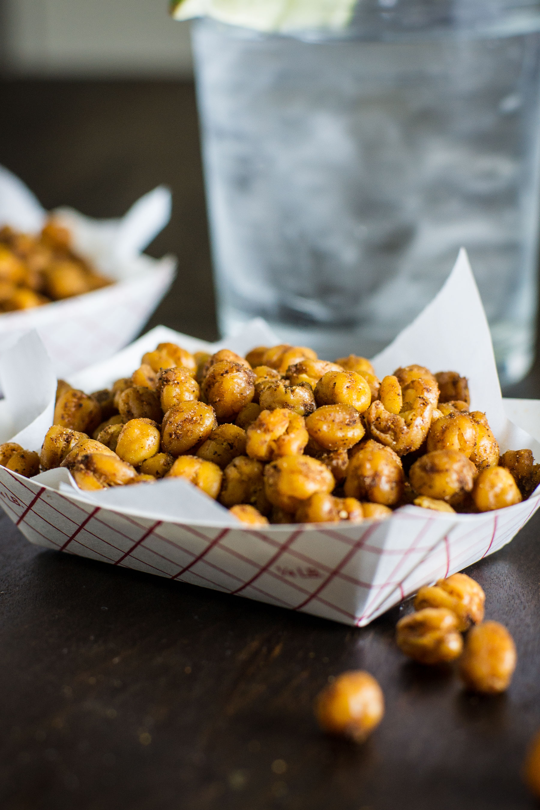 Roasted Chickpeas by Sam Henderson of Today's Nest