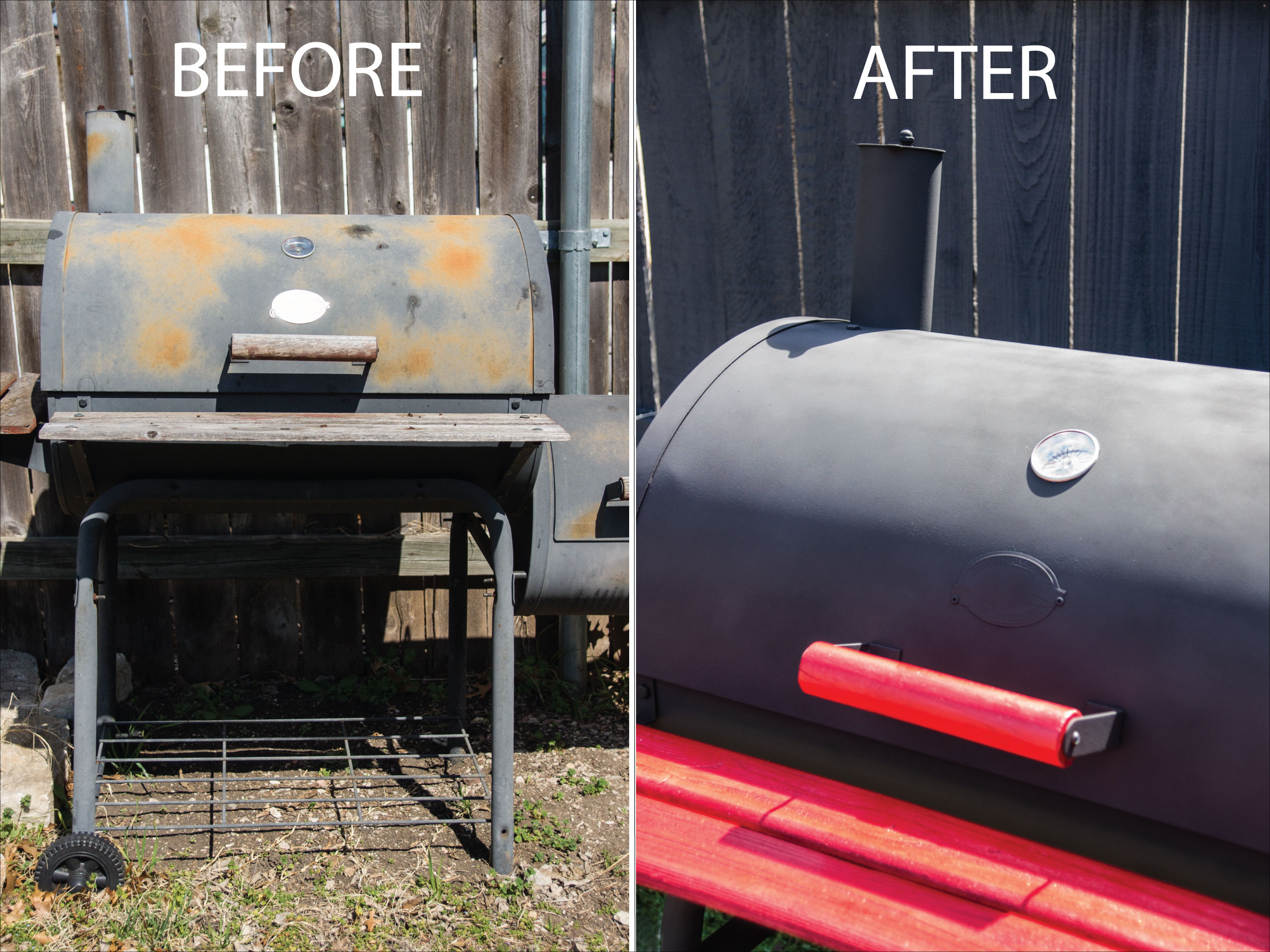Reviving Your Grill by Sam Henderson of Today's Nest for HGTVGardens.