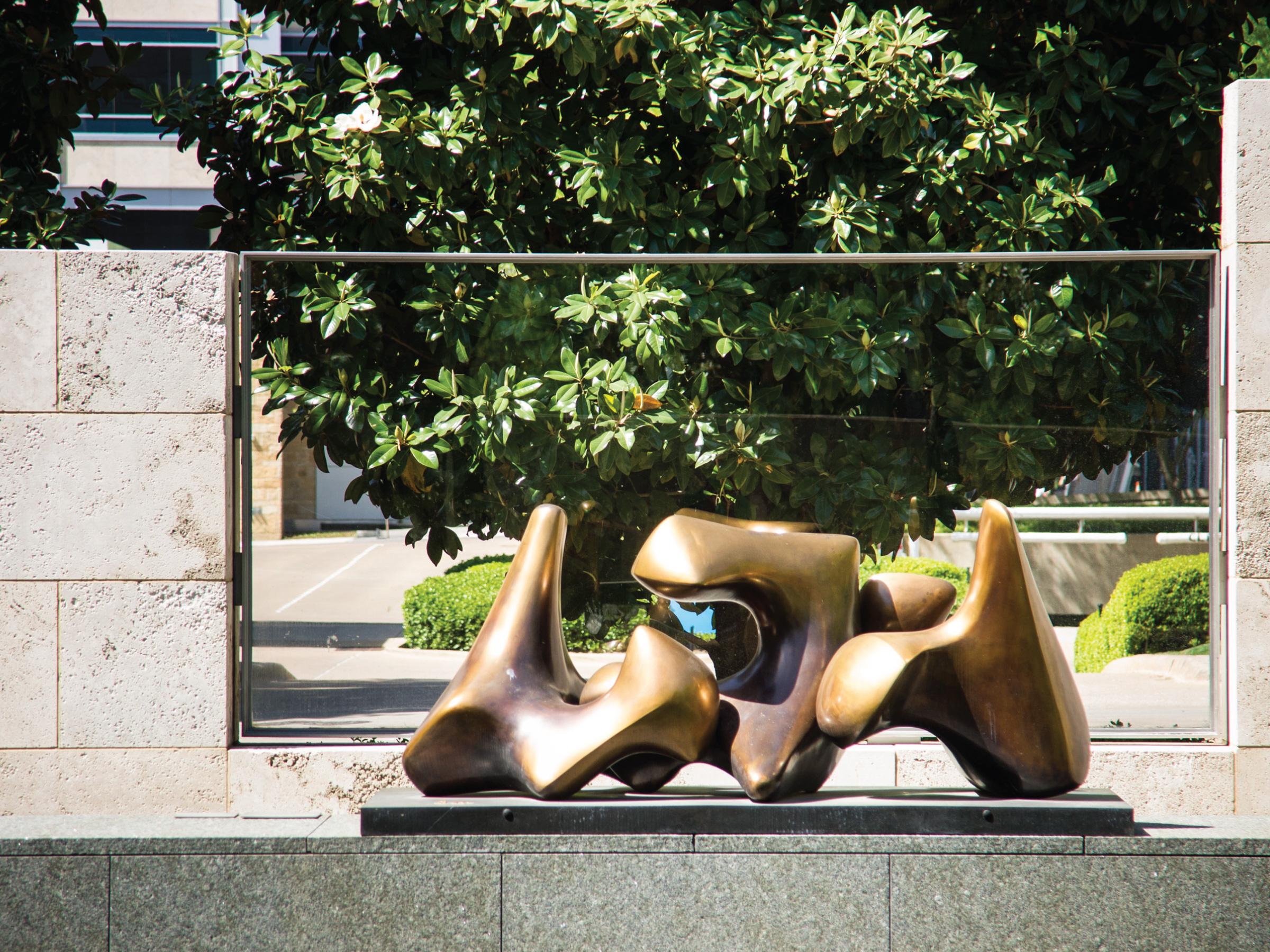 Nasher Sculpture Center Garden Tour by Sam Henderson of Today's Nest for HGTVGardens