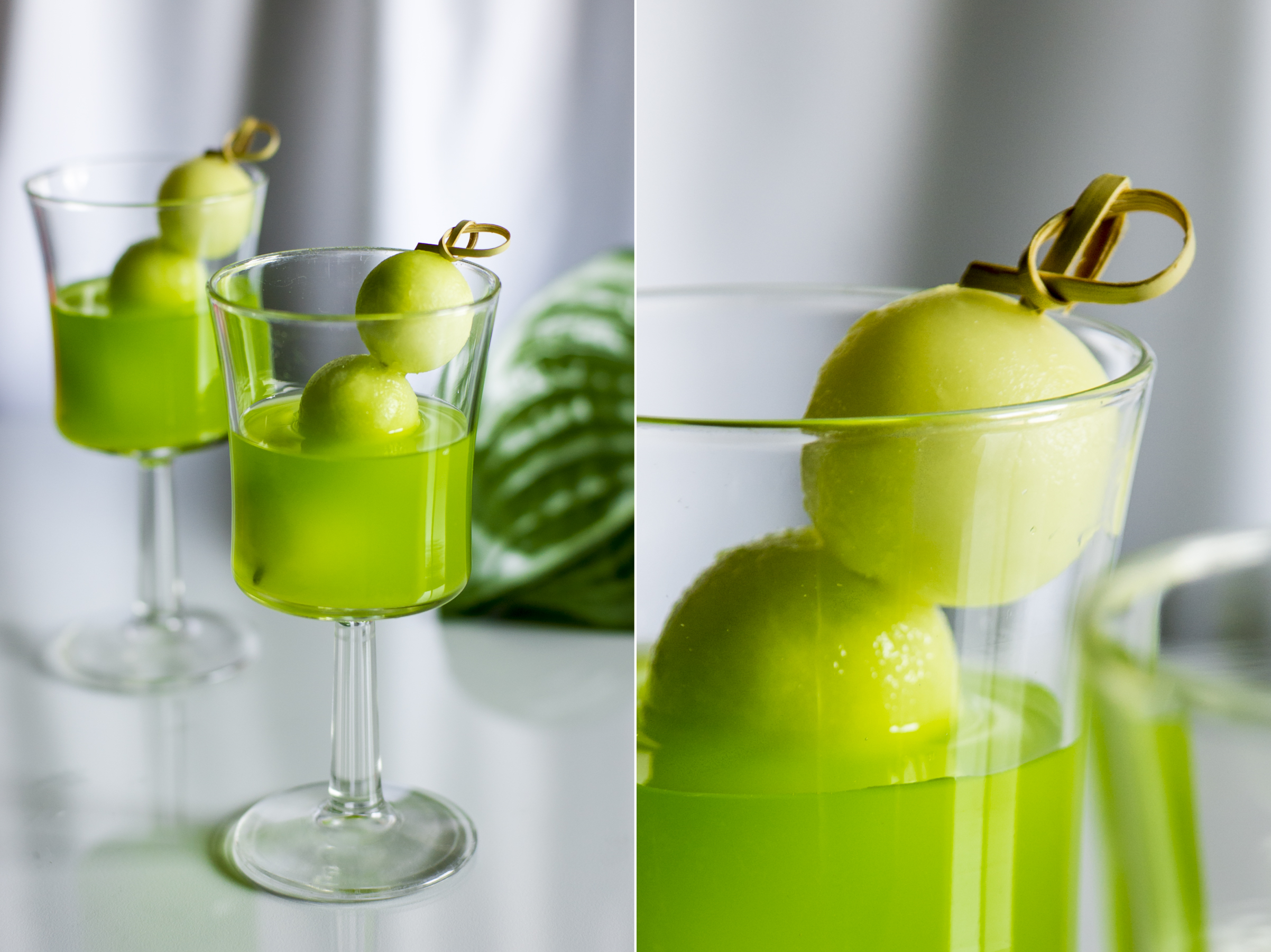Melon Ball by Sam Henderson of Today's Nest