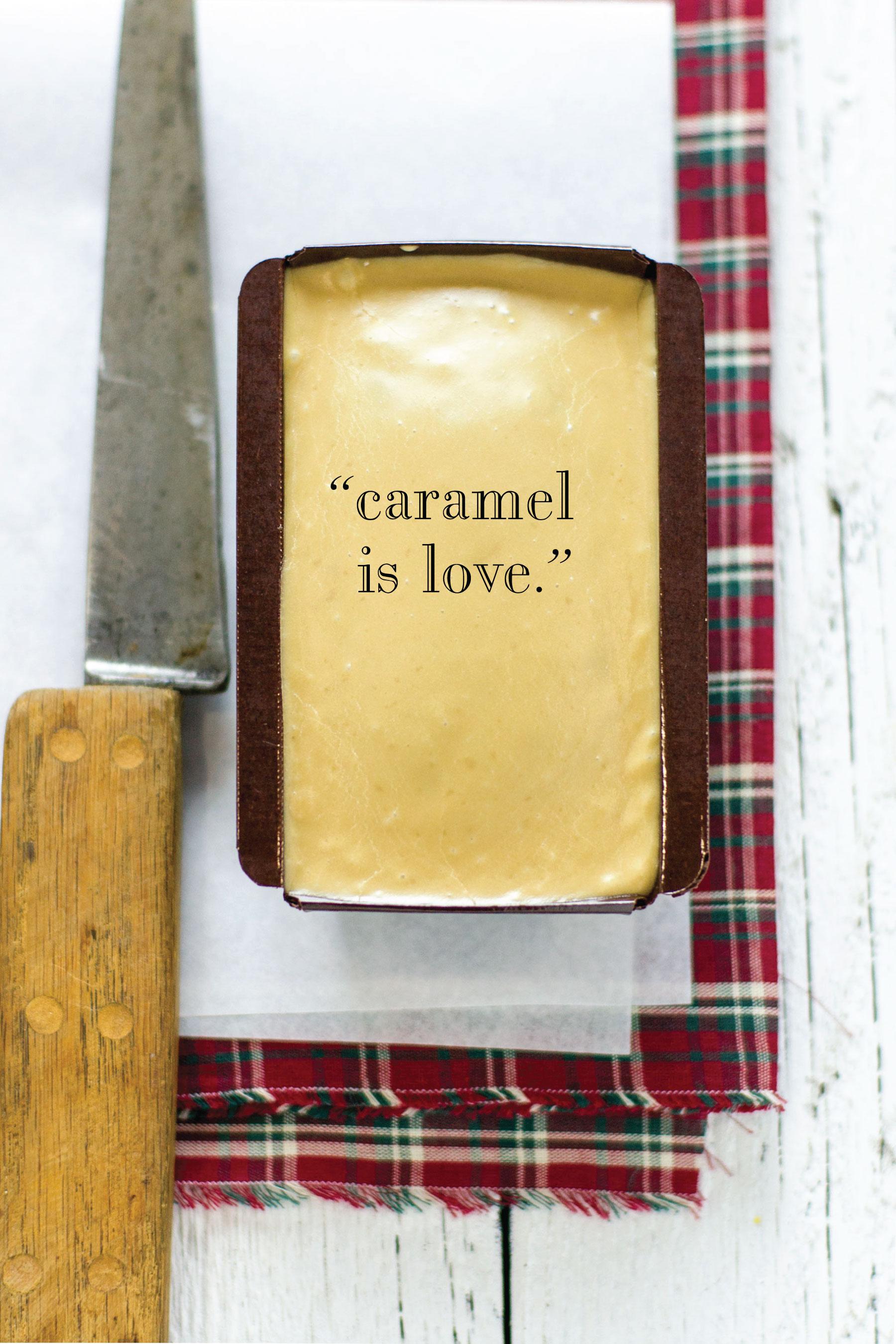 Applesauce Loaf with Caramel Icing by Sam Henderson of Today's Nest