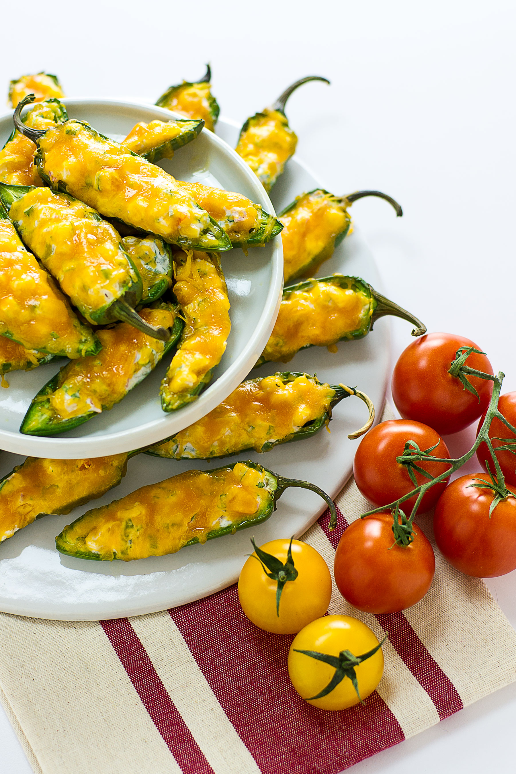 Jalapeño Poppers by Sam Henderson of Savour Imagery for SUSNSET®