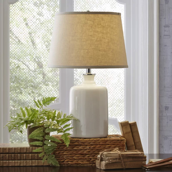 BLOOMFIELD TABLE LAMP, WAYFAIR