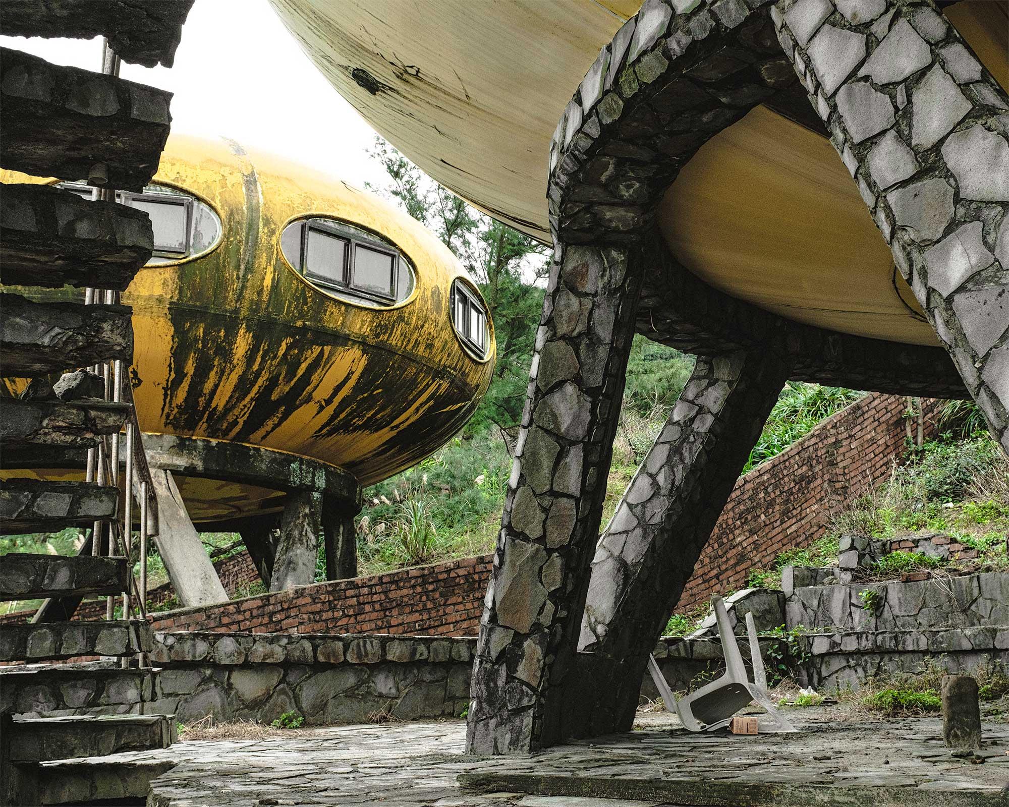 WANLI UFO VILLAGE, TAIWAN