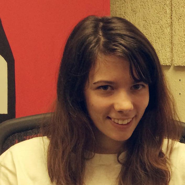 Bonnie Zuckerman BA, Temple University. In the lab 2014-15