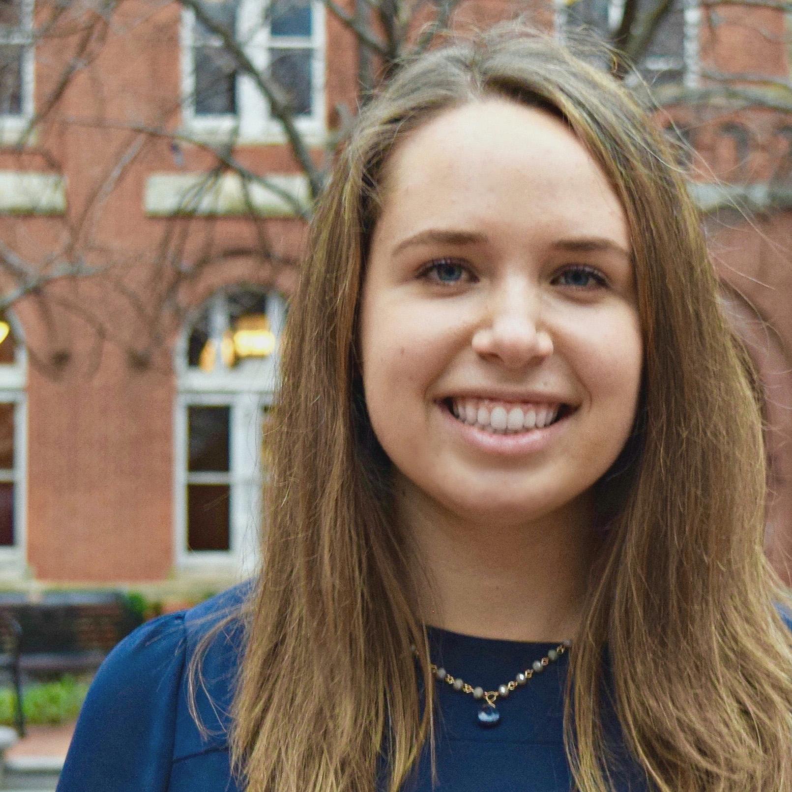 Ingrid Lillis, Georgetown University