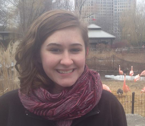 Amelia Wisniewski-Barker, BA Boston University, Lab Manager 2014-16