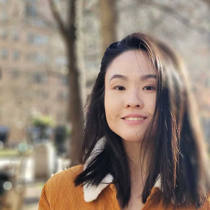 Kelly Lee, Neuroscience 2018-19