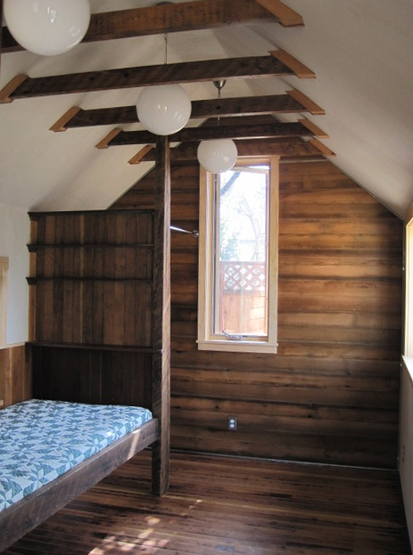 Portland Little House - Detached Bedroom - 200sq' interior