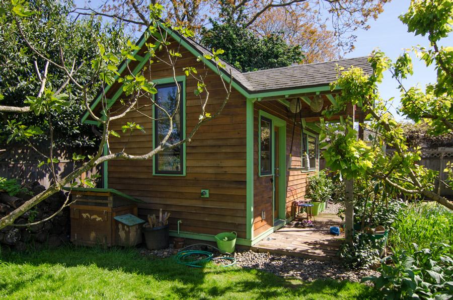 Little House - Detached Bedroom - exterior