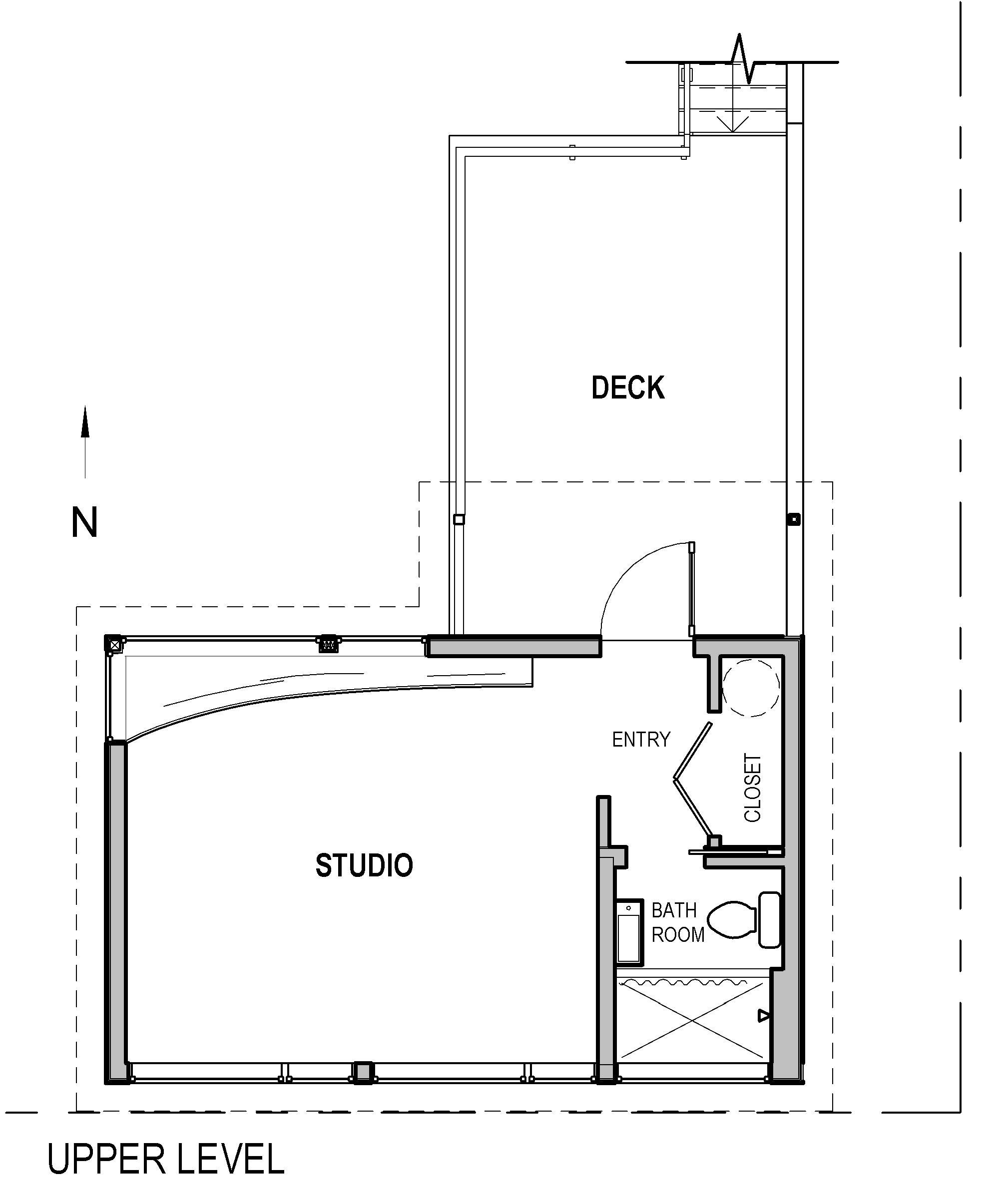 Gladstone studio and workshop - portland, or - level 2
