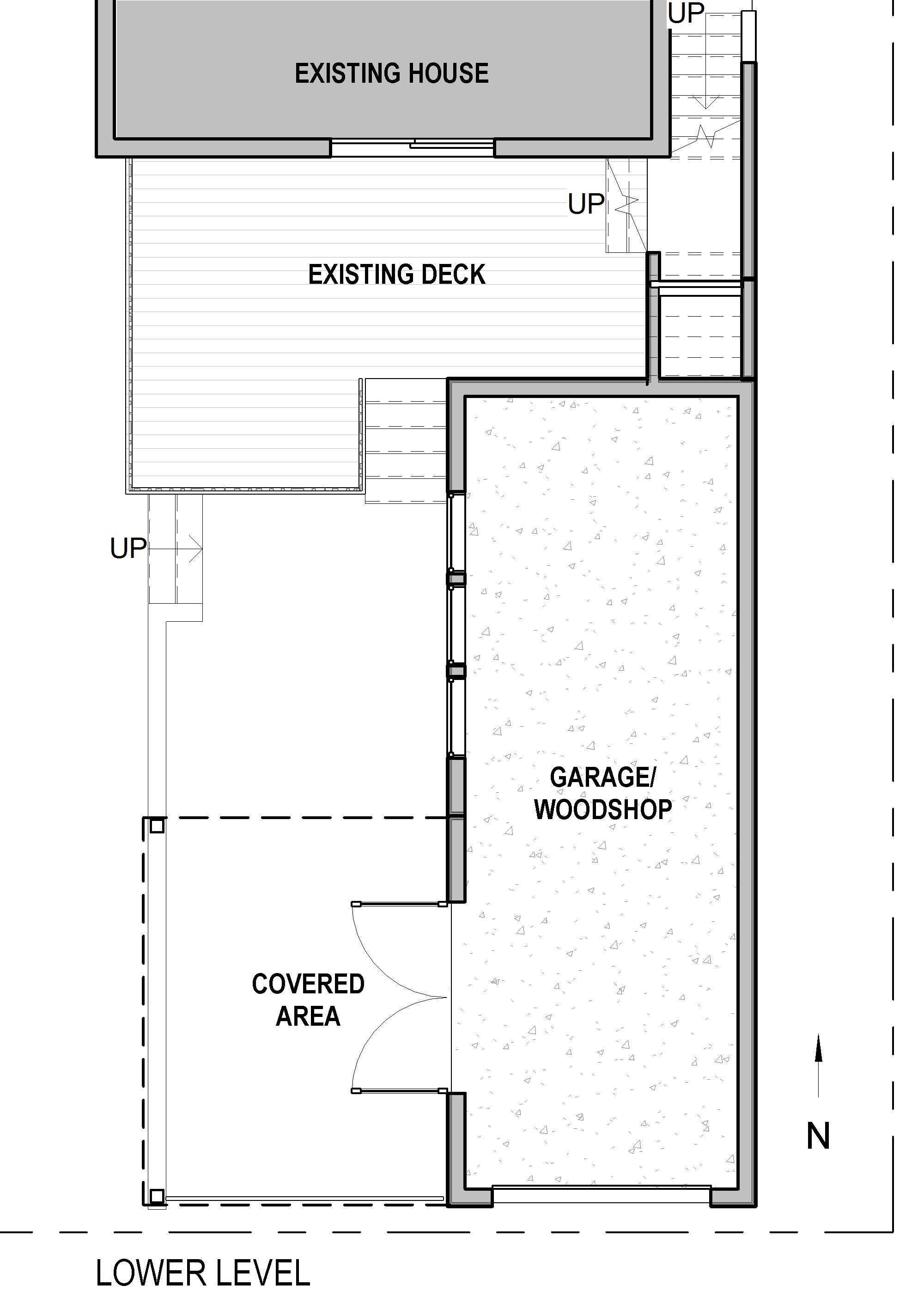 Gladstone studio and workshop - portland, or - level 1