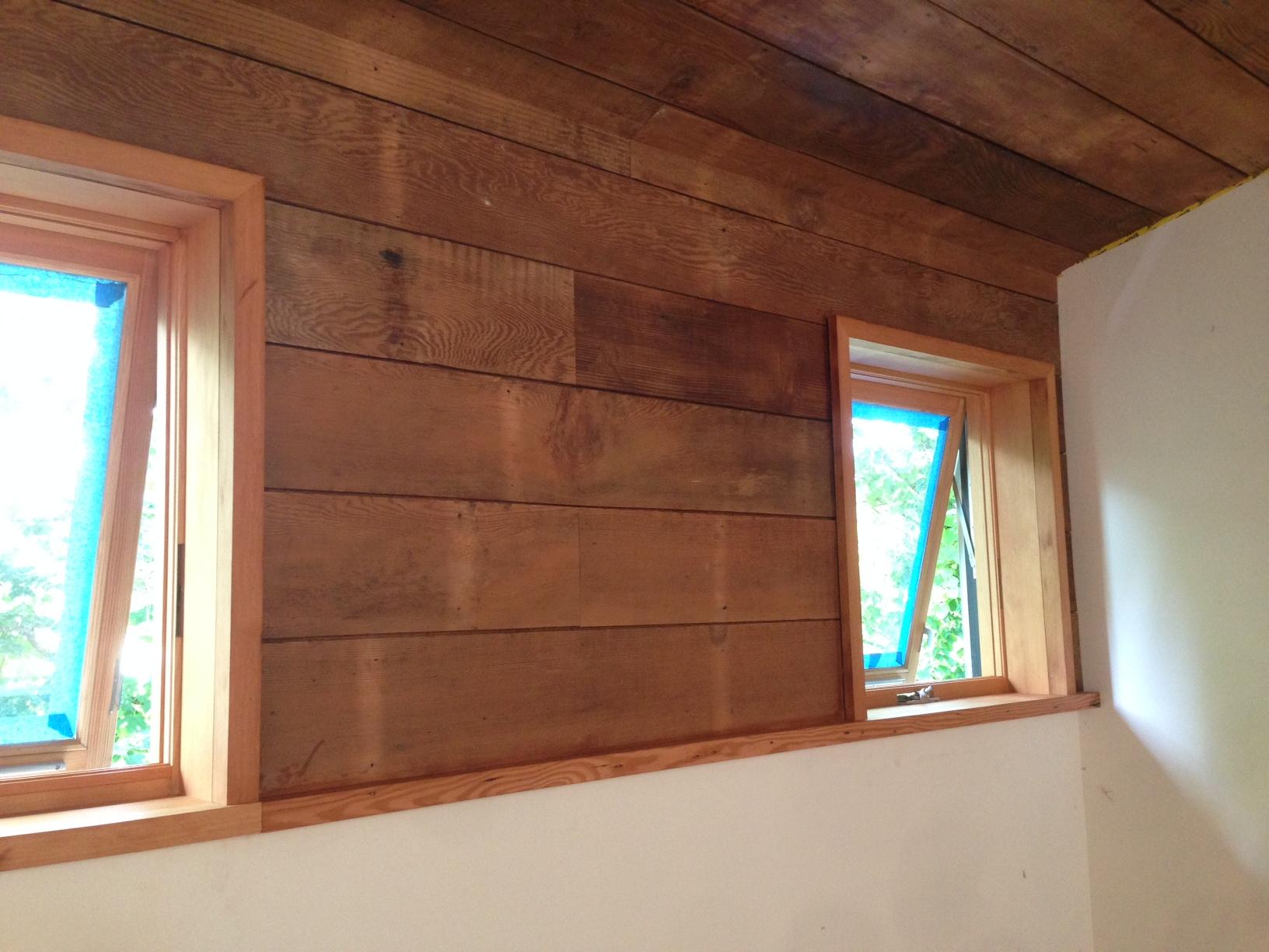 hidden house - wood wall.JPG