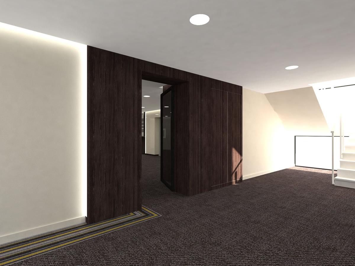 Entrance Lobby A