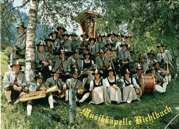 Musikkapelle 1983