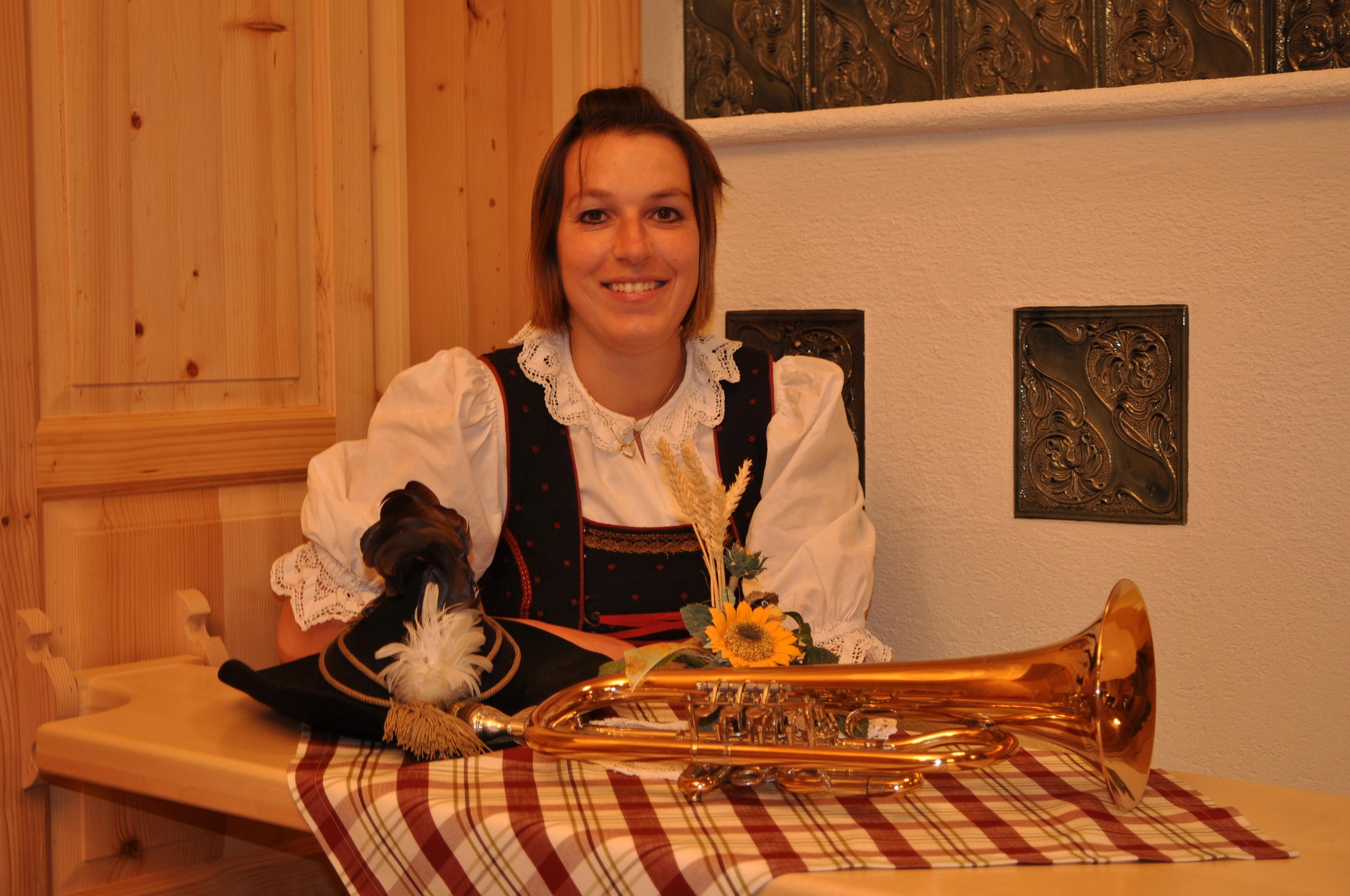 Flügelhorn - Doris Lorenz.JPG