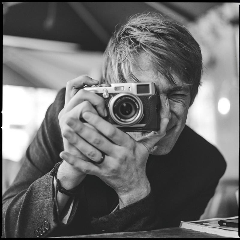 Sean Tucker I Photographer I Filmmaker